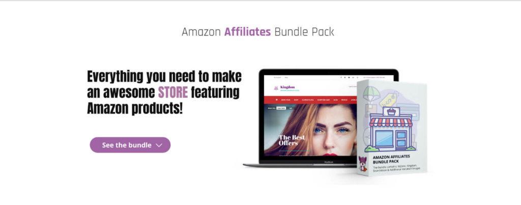 Amazon Affiliates Bundle Pack